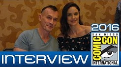 Prison Break: Sarah Wayne Callies and Robert Knepper talk Season 5 | Comic-Con 2016