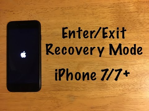 How To Enter Exit Recovery Mode