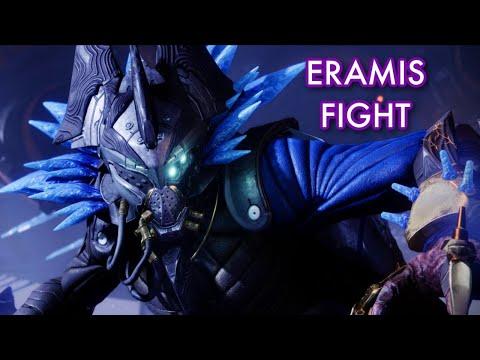 Destiny 2 Beyond Light Campaign | Eramis Boss Fight |