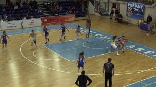 Piešťanské Čajky - BK Slovan Bratislava