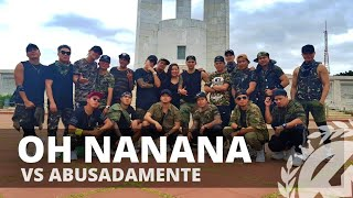 Download lagu OH NANANA vs ABUSADAMENTE | Zumba® | TML Crew x Team 90s