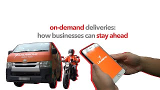 On-Demand Deliveries: How Businesses Can Stay Ahead