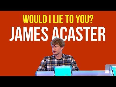 James Acaster WOULD I LIE TO YOU COMPILATION