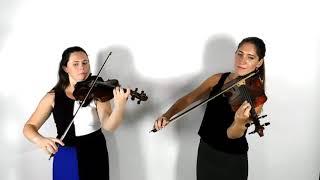 Air - Bach, Violin + Viola