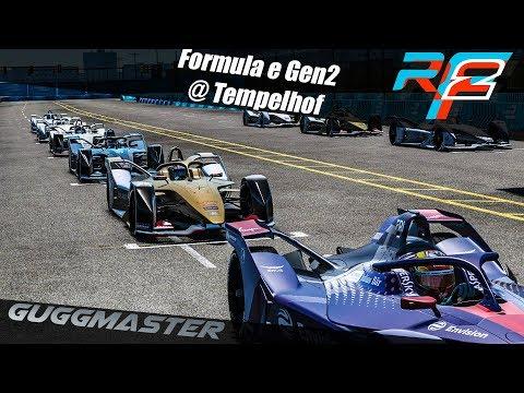 Formel E Audi Auf Tembelhof In R Factor2