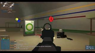 #3 de gameplay Roblox Phantom Forces