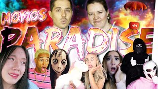 MOMOS PARADISE (MUSICAL) - DAS WAR YOUTUBE 2018 ft. Thi Lan, BonnyTrash, Rebekah Wing & Simon Desue