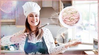 HARRY POTTER BAKE: HAPPEE BIRTHDAY CAKE | Book Roast