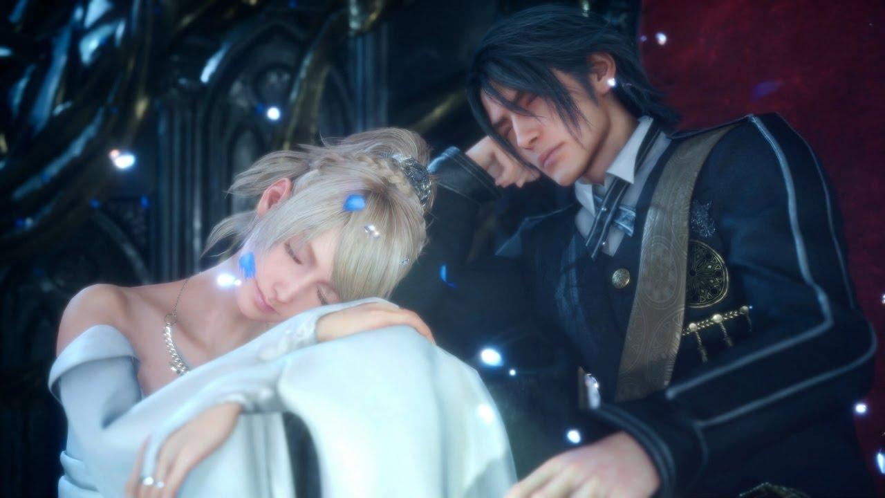 2048x1152 Noctis Lucis Caelum Final Fantasy Xv 4k: 【劇透注意】《Final Fantasy XV》Ending 結局動畫
