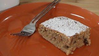 Applesauce Cake - Desserts