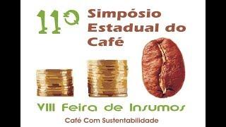 Filme do 11º SIMPOSIO CAFE - CETCAF - Vitória ES - Drone aéreas