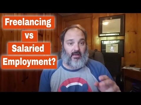 Freelancing vs Salaried Employment: Is Freelancing Right For You?
