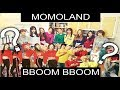 Why MOMOLAND - BBOOM BBOOM sounds so familiar after first listen?