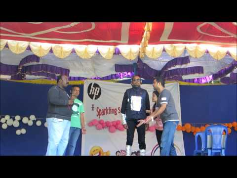 Super Hit Funny Skit Performance on Robot in IT Industry