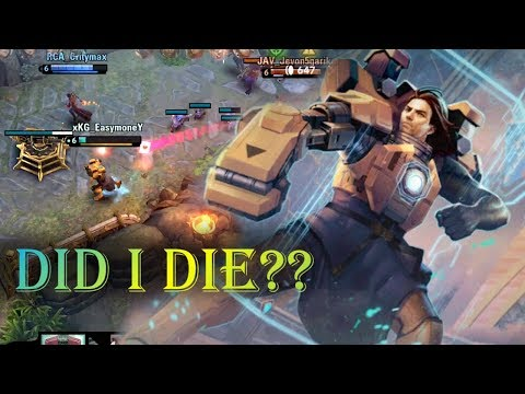 CONTENDER ARDAN NEW ITEM FUN AND GG!! VAINGLORY 5V5