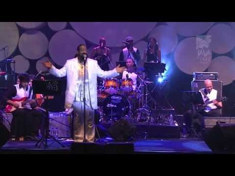 James Simpson's Pleasure Unlimited Orchestra feat. Sire. - Let The Music Play- Java Jazz Festival