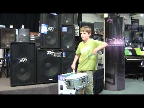 drum boy at groth music - YouTube.flv