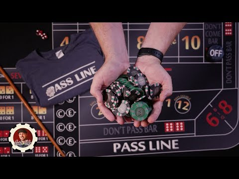 Press Your Way to Winnings - Craps Betting Strategy