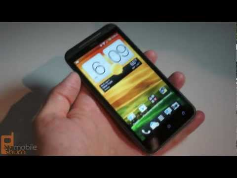 HTC EVO 4G LTE smartphone hands-on and first look