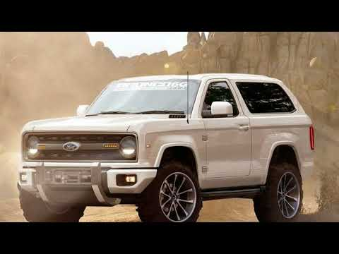 HOT! 2018 Ford Bronco Price and Release date