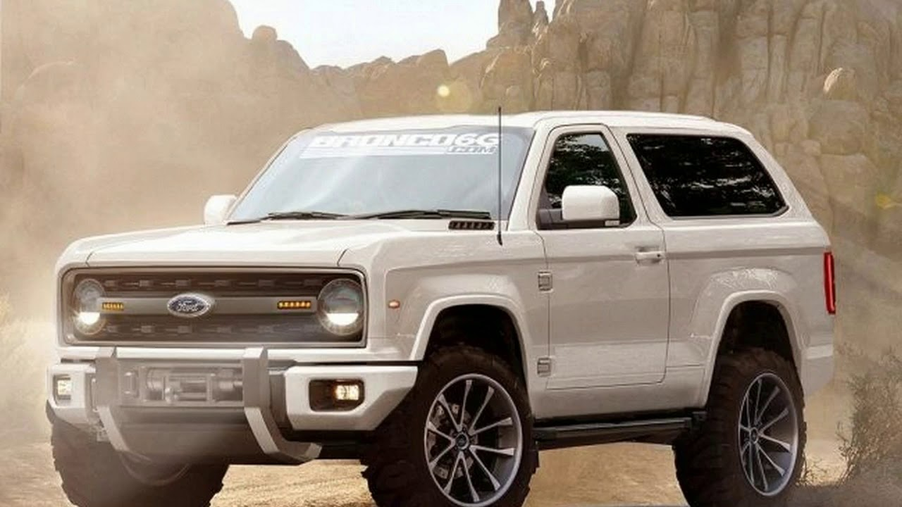 Hot 2018 Ford Bronco Price And Release Date Youtube