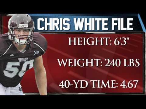 Chris White Draft Profile