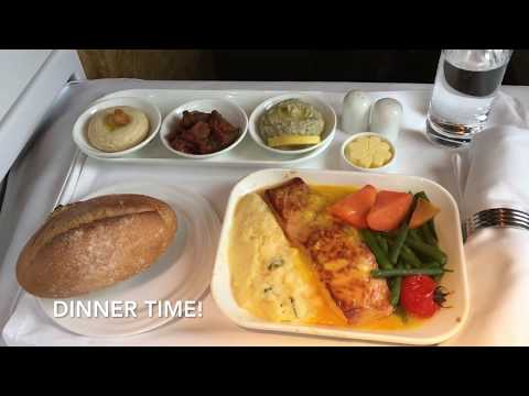 EMIRATES BUSINESS CLASS | DUBAI - CAIRO | BOEING 777-300ER