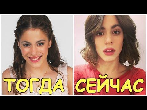 Финальная песня + поцелуй Леона и Виолетты. (Виолетта 2 сезон 80 серия).