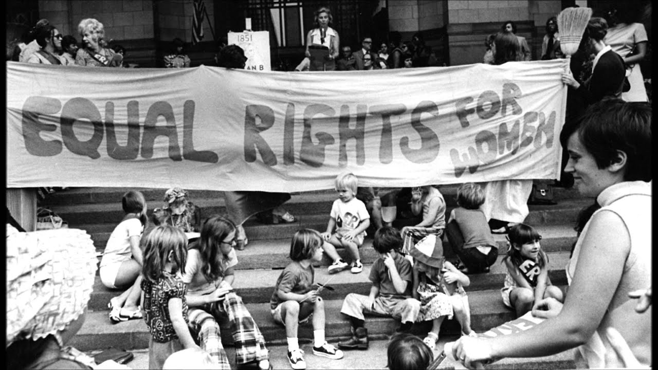 Women's Rights Movements of the 1970's - YouTube Women Rights Movement 1970