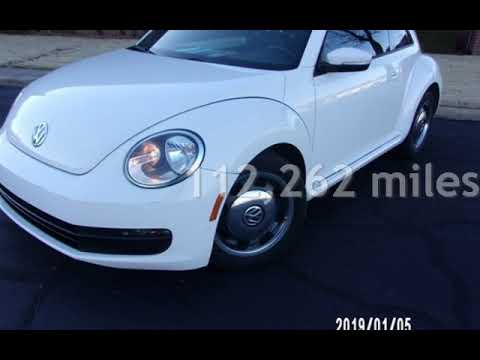 2012 Volkswagen Beetle-Classic 2.5L for sale in TULSA, OK