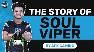The Story of SouL Viper - A Top Indian PUBG Mobile Esports Player