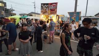 【4K】Shimokitazawa walk and Hachiman shrine festival