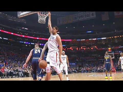 This NBA Player Makes Other Players Look Like Kids (Boban Marjanovic)