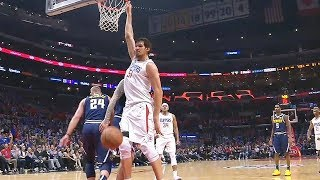 This NBA Player Makes Other Players Look Like Kids (Boban Marjanovic) thumbnail