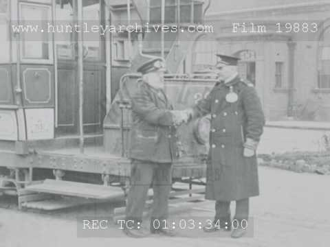 History of Trams, 1930s - Film 19883