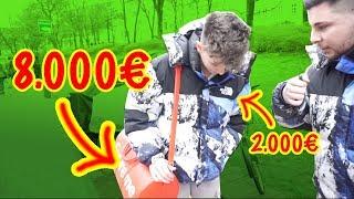 WIE VIEL IST DEIN OUTFIT WERT? 🤑 16 JÄHRIGER MIT 12.000€ OUTFIT 😱😱😱 | STREET UMFRAGE | PremeTV