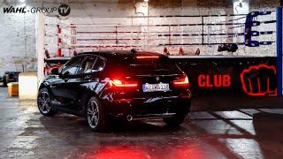WAHL-GROUP | MIT DEM BMW 1er IM EXTREME FIGHT CLUB