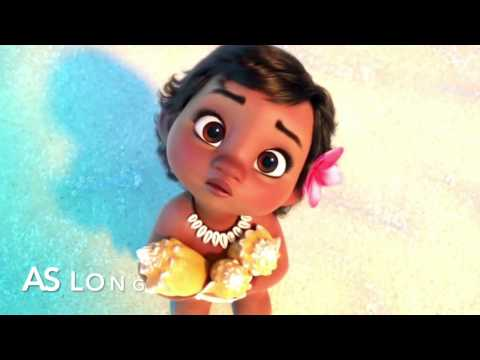 How Far I'll Go by Alessia Cara - Disney's Moana - Lyrics