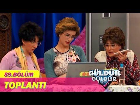 Güldür Güldür Show 89. Bölüm, Toplantı Skeci