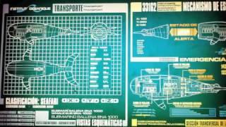 Sea Odyssey, Port Aventura 2000 - 2009 (Universal Studios). Full Ride