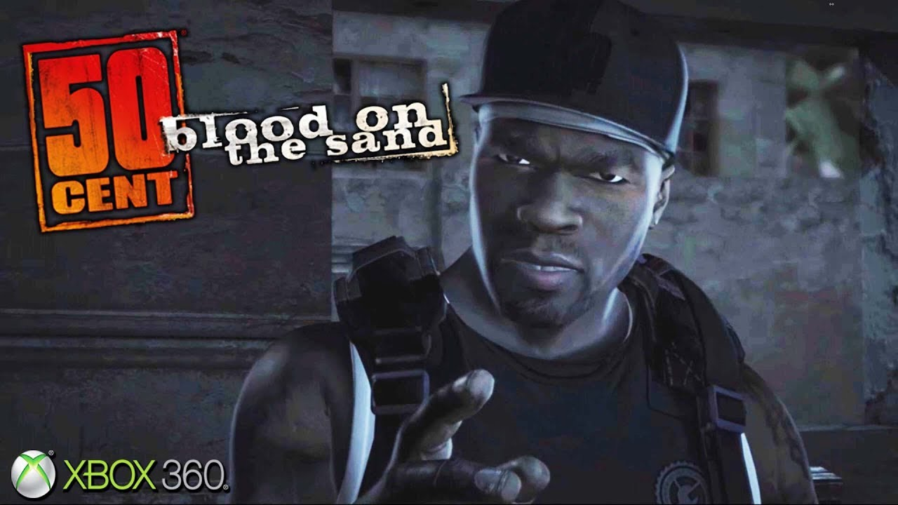 50 Cent Blood On The Sand Xbox 360 Ps3 Gameplay 2009 Youtube