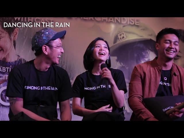 Launching Official Trailer & Poster : Dancing In The Rain