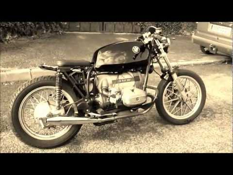 bmw r65 caf racer bobber bratstyle youtube. Black Bedroom Furniture Sets. Home Design Ideas