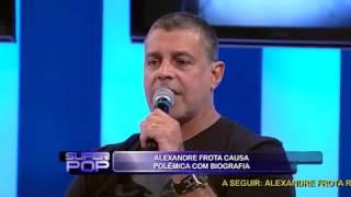 SuperPop: Veja quem é Alexandre Frota 'curto e grosso'