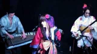 【和楽器バンド】 月・影・舞・華 Tsuki Kage Mai Ka 【BAND EDITION】 和楽器バンド 検索動画 15