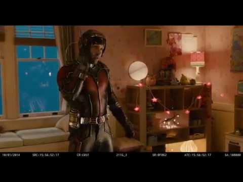 Ant-Man: Blooper Reel - Paul Rudd, Michael Douglas, Michael Pena