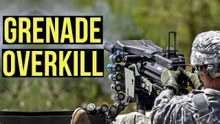 Frag Everything   Desert Fox Events: Southern Strike (VFC Avalon, KWA LM4 and M320 Grenade Launcher)
