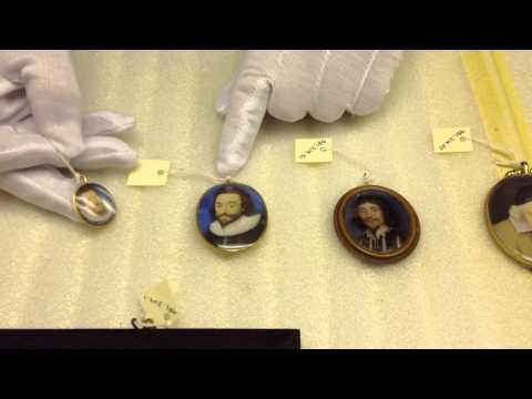 ROM Movember - Portrait miniatures