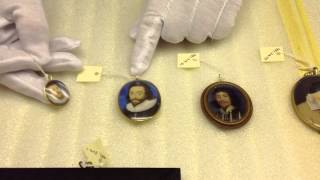 ROM Movember - Portrait miniatures