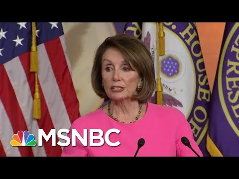 Pelosi Taunts Trump: 'Stable Genius' Needs An 'Intervention' | The Beat With Ari Melber | MSNBC